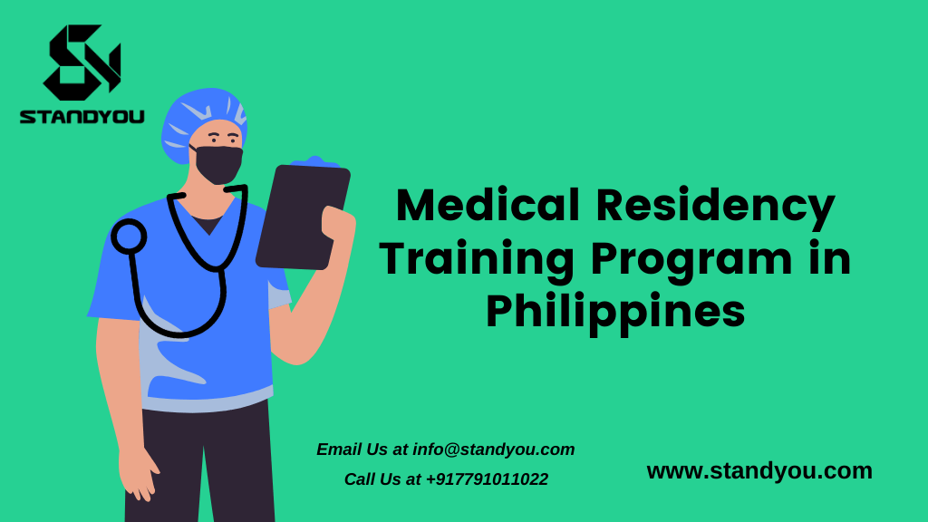 Medical Residency Training Program in Philippines